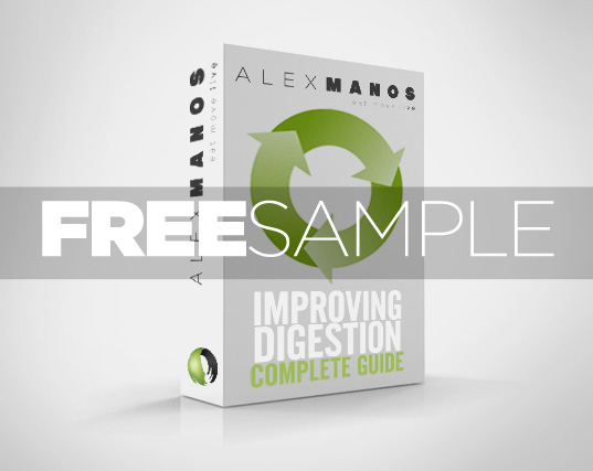 digestion sample