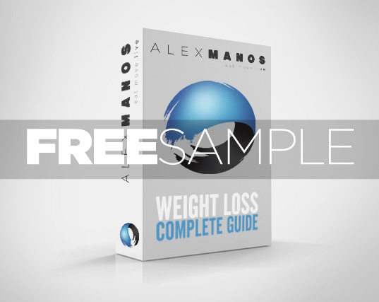 weight loss sample e-book